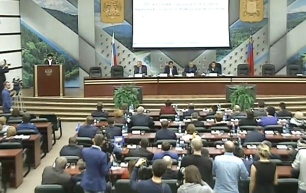 Миниатюра для: Аман Тулеев возглавил областной совет Кузбасса