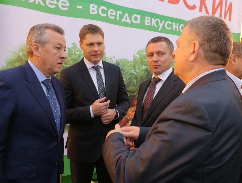 Новосибирский район возглавил замминистра сельского хозяйства области