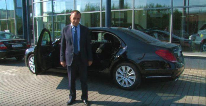 Миниатюра для: Mercedes-Benz завершил тендер по поиску второго дилера в Омске