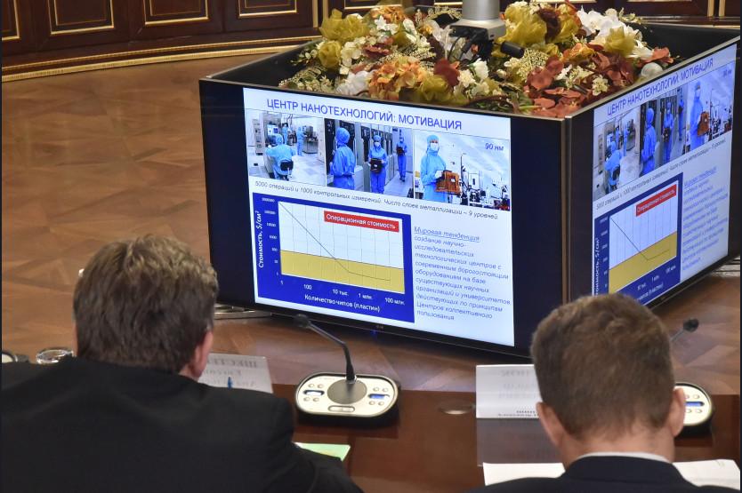 Травников попросил чиновников руководства Новосибирской области небрать отпуск летом