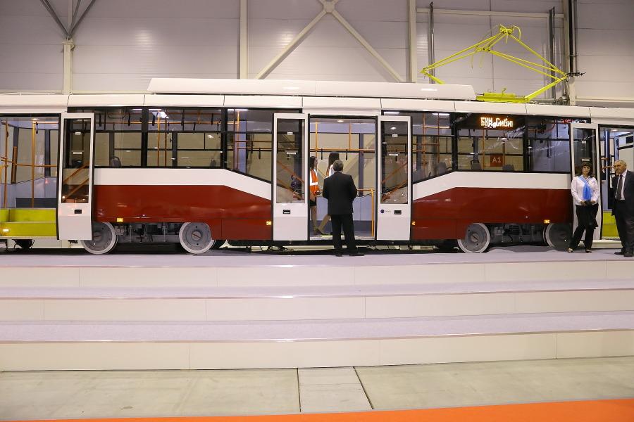 В модификацию электротранспорта Новосибирска вложат 11 млрд. руб.
