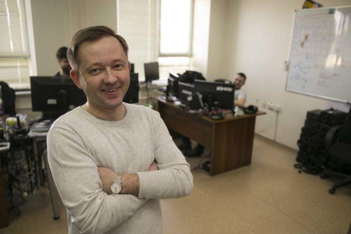 Генеральный директор ООО «Алавар.ру» Антон Мудрый