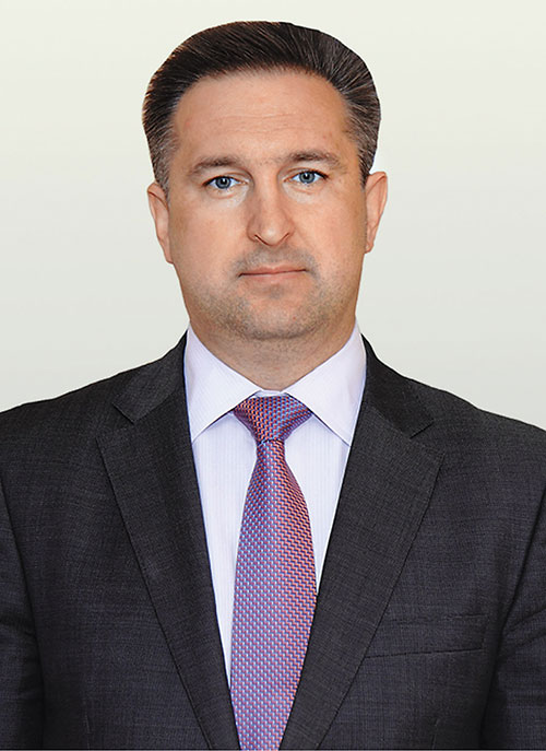 Евгений Артюхов, глава Колыванского района НСО
