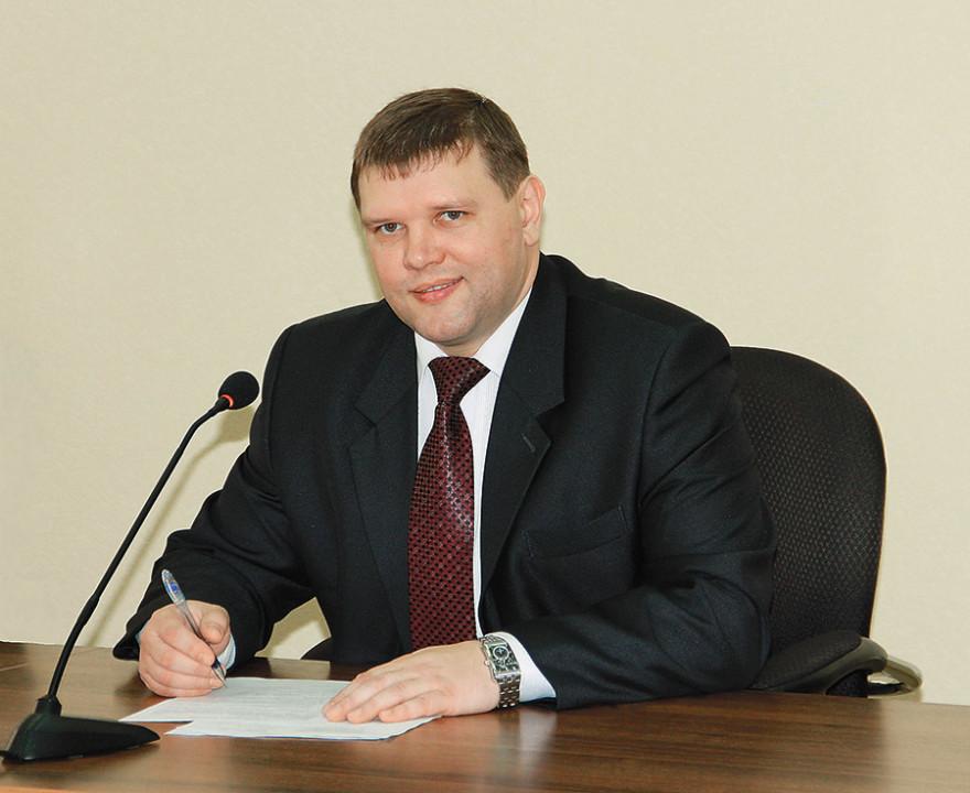 Олег Орел, глава Ордынского района НСО