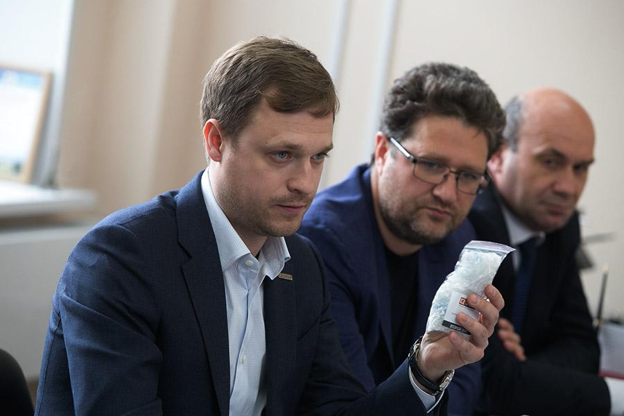 Андрей Войнов, Тимофей Федоров, Александр Серов
