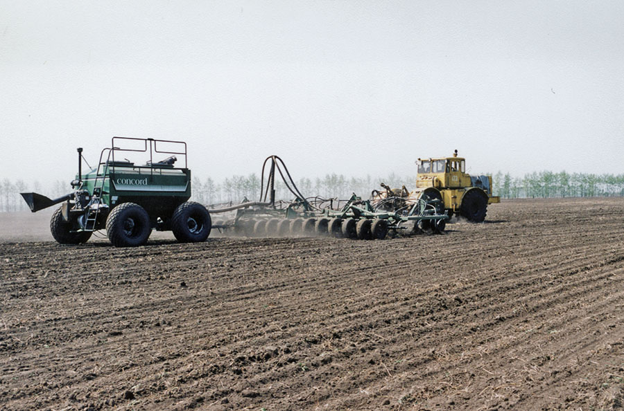 Поможет ли новосибирским аграриям объявление режима ЧС? - Фото