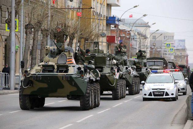 Как отпразднуют 9 мая в Новосибирске?