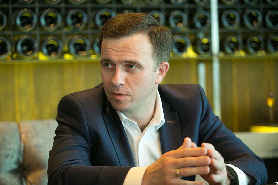 Коммерческий директор по направлению B2B Сибирского филиала «ВымпелКома» ВИКТОР КОЧЕТОВ