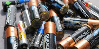 пункты приема батареек
