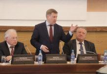 Мэр Новосибирска Анатолий Локоть поддержал разработки молодых ученых