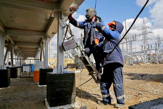 Красноярск откроется до техприсоединения до конца года