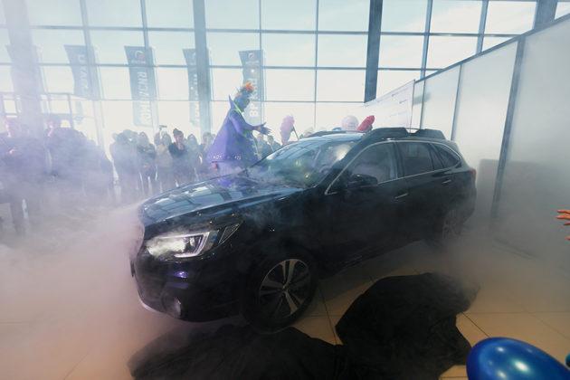 Subaru Legacy и Outback: новые «горячие» новинки в дилерском центре «ФАСТАР» - Картинка