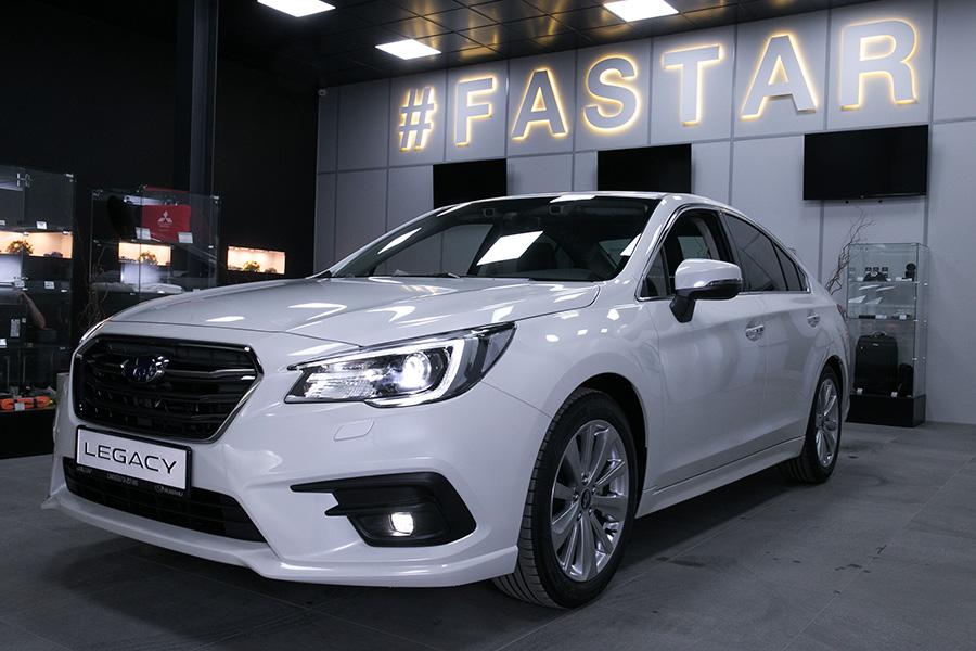 Subaru Legacy и Outback: новые «горячие» новинки в дилерском центре «ФАСТАР»