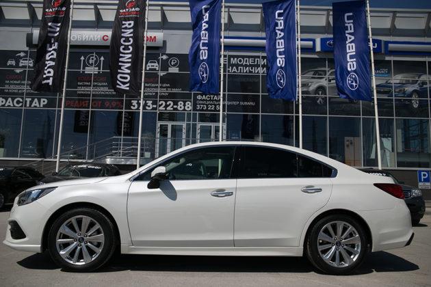 Subaru Legacy и Outback: новые «горячие» новинки в дилерском центре «ФАСТАР» - Изображение