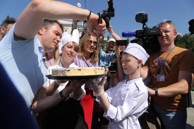 Век с четвертью! Новосибирск масштабно отпраздновал день города