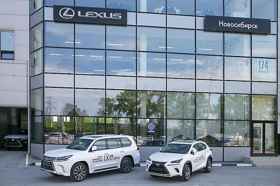 Официальный представитель Lexus