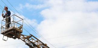Самовольно подключаются к электрическим сетям