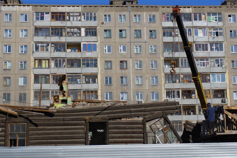 В бюджете Новосибирска нет 2 млрд рублей на расселение жителей из аварийных домов