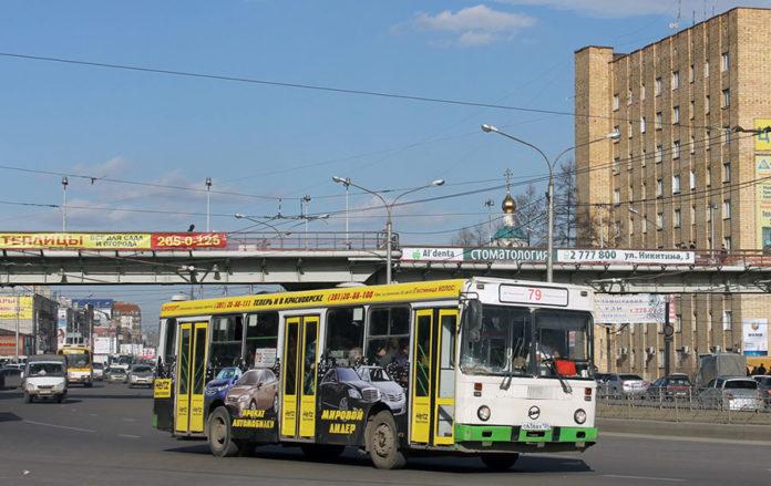 Транспортная реформа в Красноярске