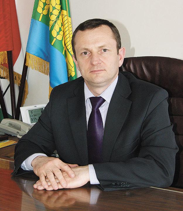 Сергей Евстифеев, глава Мошковского района Новосибирской области