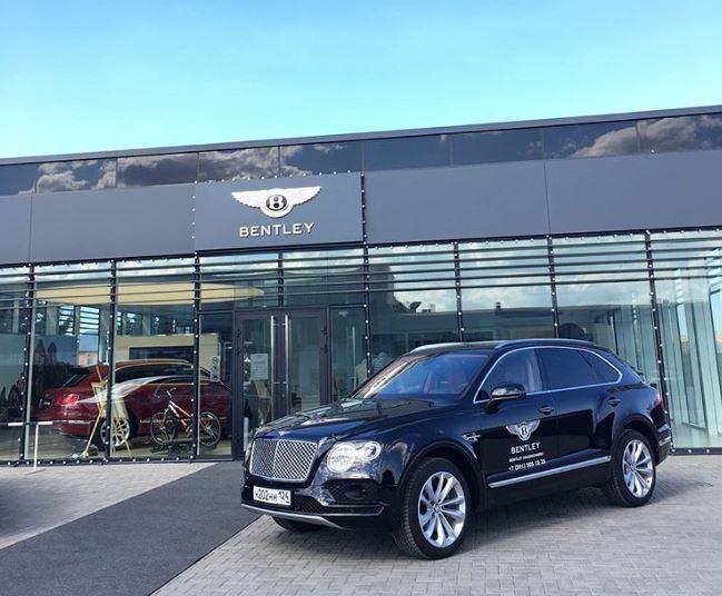 Миниатюра для: ББР-Банк вслед за Volvo забрал дилерство Bentley в Красноярске