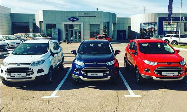 Миниатюра для: Ford назначает нового официального дилера в Омске