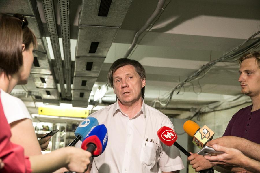 Как интересы новосибирского бизнеса и чиновников разошлись на «умной остановке»? - Фотография