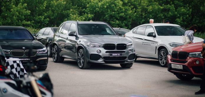 Миниатюра для: BMW M Performance Tour 2018 прошел в Новосибирске