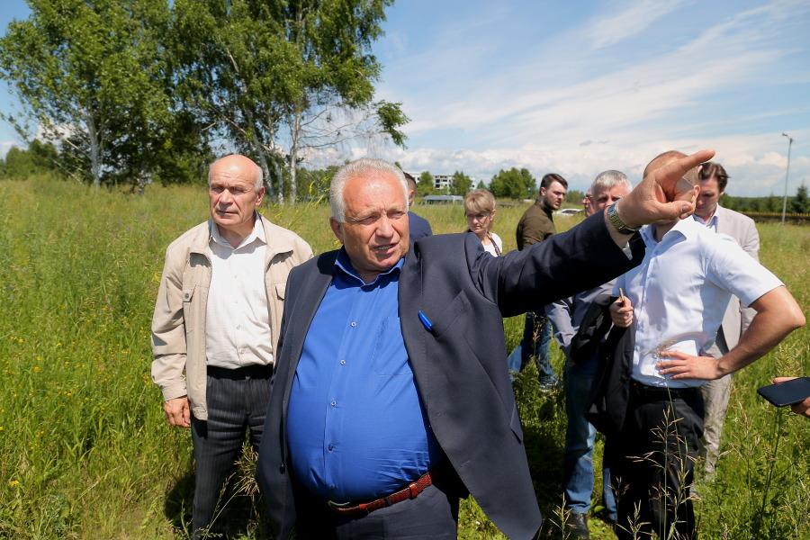 Лев Решетников: «ТОСЭР — это не про оптимизацию налогов, а про создание новых производств» - Изображение