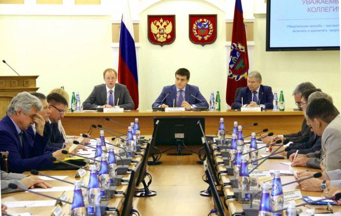 Миниатюра для: В Алтайском крае будет создан научно-образовательный центр SibFoodNet
