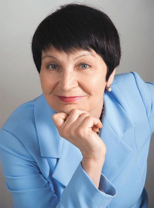 Элла Давлетшина