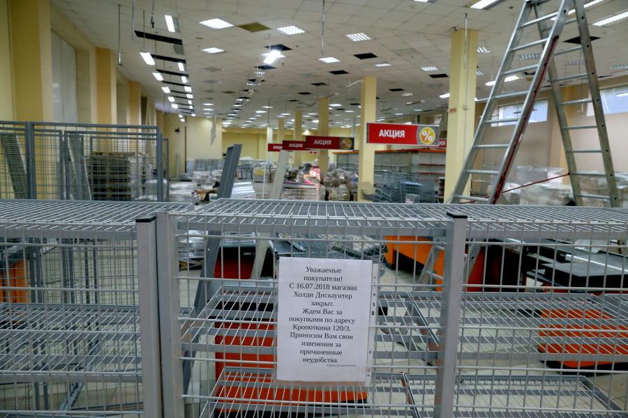 банкротство магазина пример