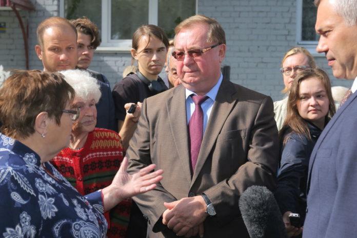 Миниатюра для: В Новосибирске продолжат программу расселения ветхого жилья
