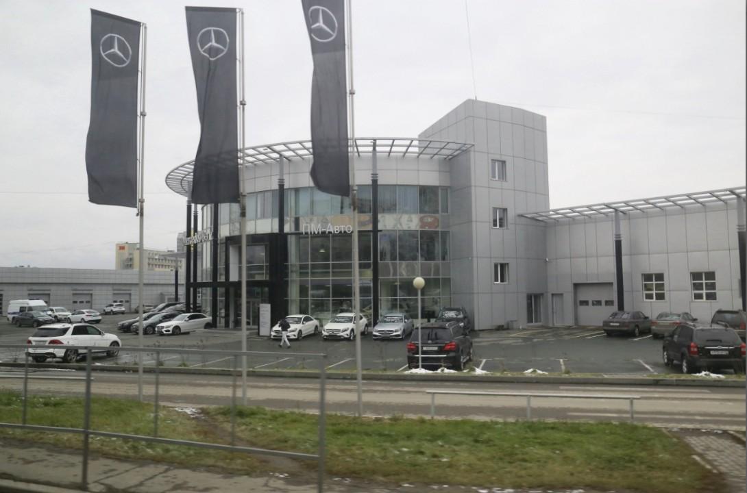 «СТС-Автомобили»: оптимизация присутствия марки Mercedes-benz или шаг на пути к уходу? - Фото