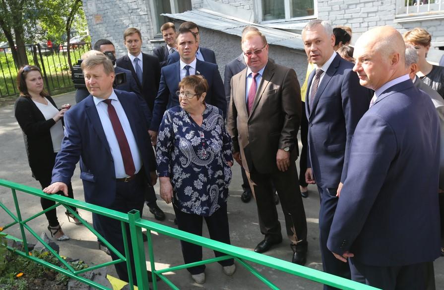 В Новосибирске продолжат программу расселения ветхого жилья - Фотография