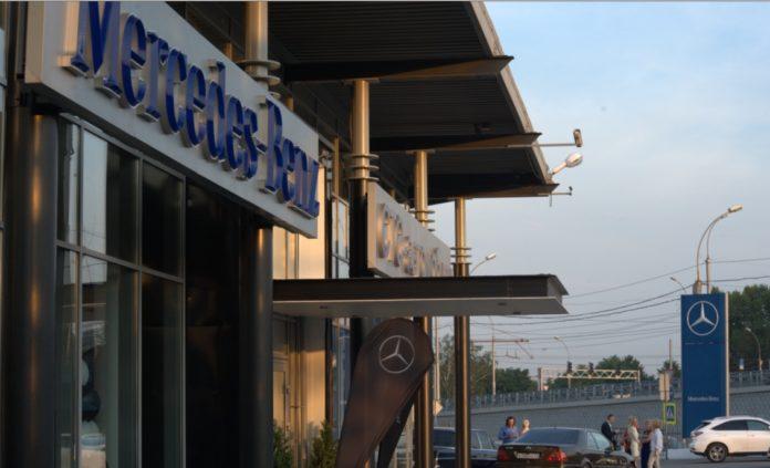 Миниатюра для: «СТС-Автомобили»: оптимизация присутствия марки Mercedes-benz или шаг на пути к уходу?
