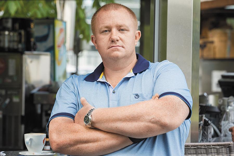 Директор спортивно-оздоровительного комплекса «Армада-Клуб» Павел Кива