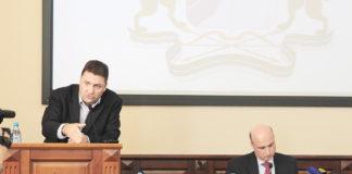 Андрей Гудовский (слева) и Игорь Кудин