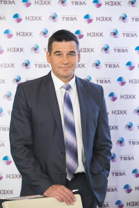 Алексей Жиганин, генеральный директор ПАО«НЗХК»