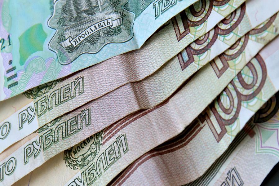 Задолженность физических лиц по имущественным налогам