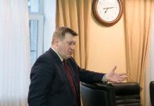 Анатолий Локоть высказался о важности сменяемости власти