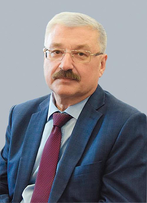 Александр Соболевский, глава администрации Новосибирского района Новосибирской области