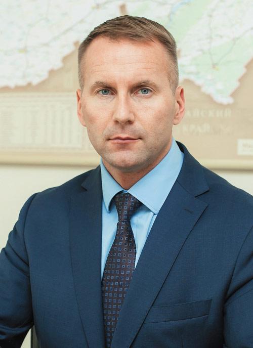 Александр Зырянов, генеральный директор Агентства инвестиционного развития НСО