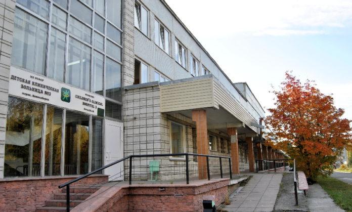 Миниатюра для: На строительство корпуса детской больницы в республике Алтай будет выделено почти 400 млн рублей
