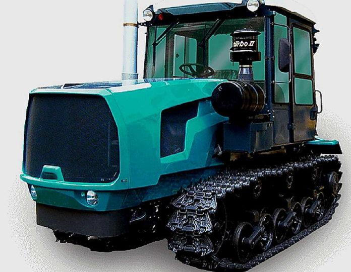 Брянский тракторный завод