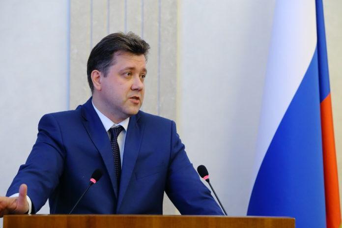 Миниатюра для: Виталий Голубенко обозначил основные параметры бюджета региона на 2019 год