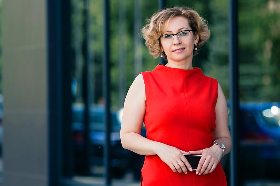 Марина Гусева (Гуляева), генеральный директор и владелец Сибирского офиса компании «ИНТАЛЕВ», эксперт по системам управления