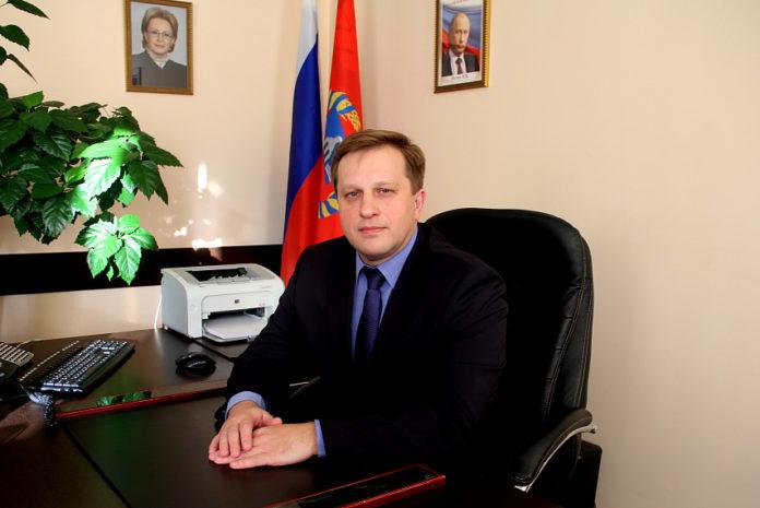 Миниатюра для: Виктор Томенко назначил нового министра здравоохранения региона