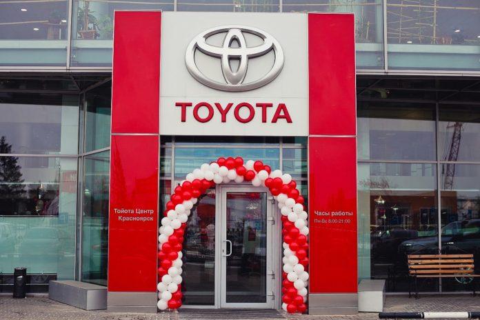 Миниатюра для: Toyota в Красноярске: кто виноват и что дальше?