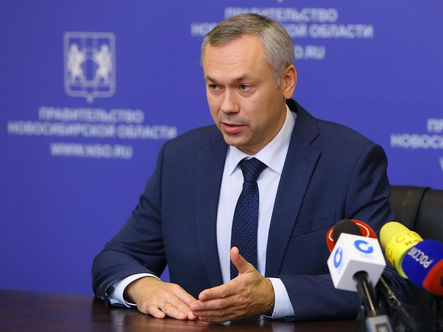 Андрей Травников поручил оперативно рассматривать обращения граждан